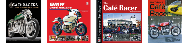 Build Your Own Cafe Racer!