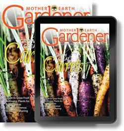 Mother Earth Gardener Preferred Subscriber