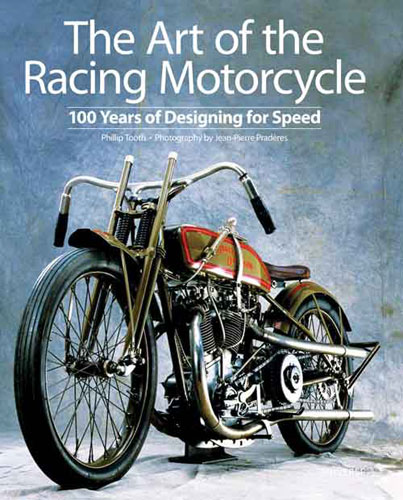 THE ART OF THE RACING MOTORCYCLE