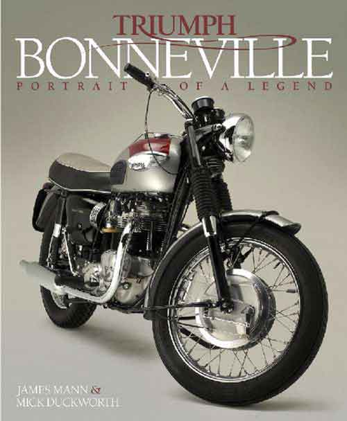 TRIUMPH BONNEVILLE: PORTRAIT OF A LEGEND