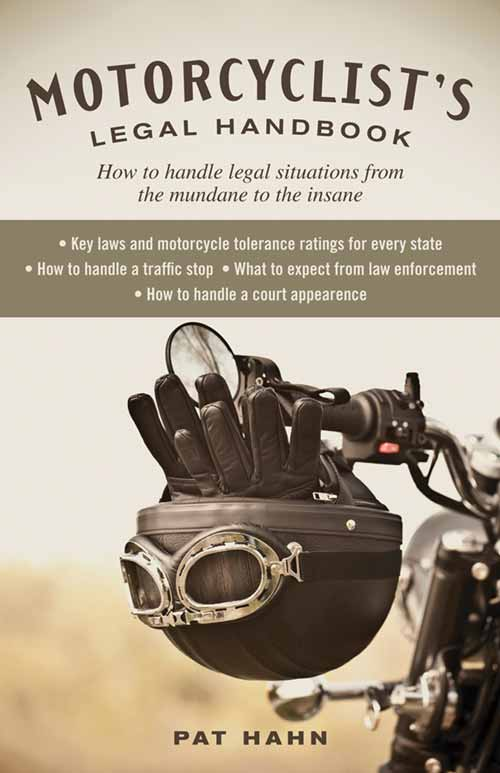 MOTORCYCLIST'S LEGAL HANDBOOK