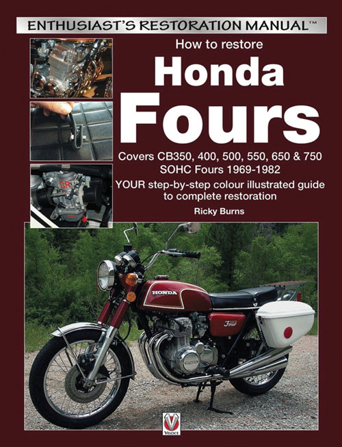 HOW TO RESTORE HONDA FOURS