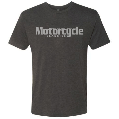 MOTORCYCLE CLASSICS T-SHIRT, LARGE