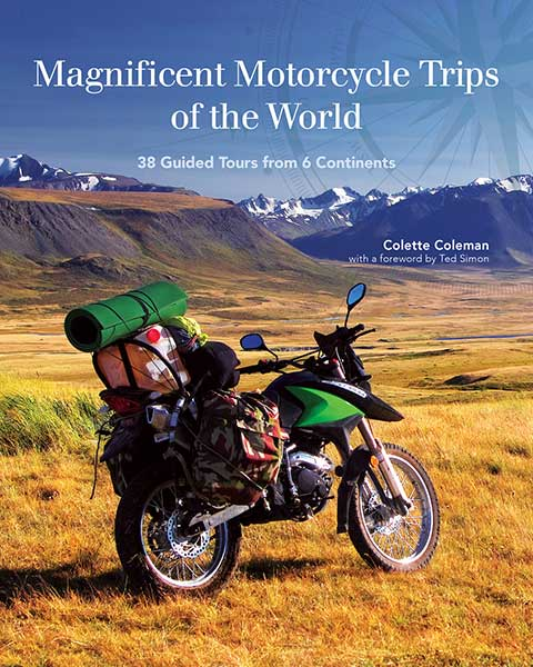 MAGNIFICENT MOTORCYCLE TRIPS OF THE WORLD