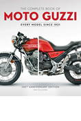 THE COMPLETE BOOK OF MOTO GUZZI 100TH ANNIVERSARY EDITION