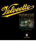 VELOCETTE MOTORCYCLES: MSS TO THRUXTON (3rd Edition)