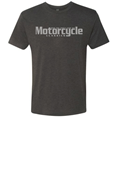 MOTORCYCLE CLASSICS T-SHIRT, XL