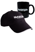 MOTORCYCLE CLASSICS HAT & MUG PACKAGE