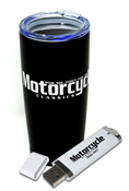 MOTORCYCLE CLASSICS TUMBLER & ARCHIVE 2017 PACKAGE