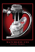 MATCHLESS UNS PRINT