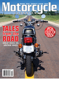 MOTORCYCLE CLASSICS TALES FROM THE ROAD