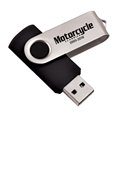 MOTORCYCLE CLASSICS ARCHIVE USB 2005-2018
